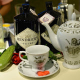 Hendricks for tea
