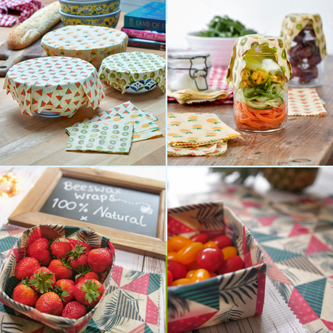 beeswax wrap food wrap