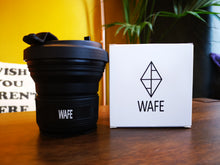 Load image into Gallery viewer, Collapsible Travel Cup - WAFE Brands
