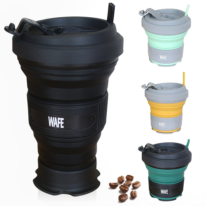 travel coffee mugs Black