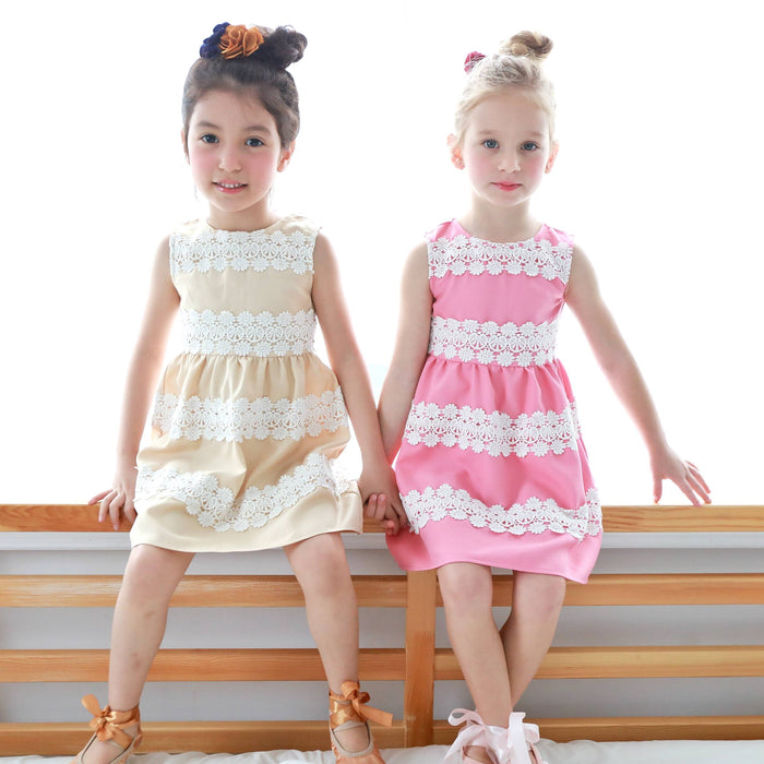 Mother & Daughter Matching Dress : Elegant