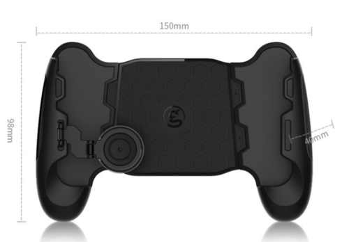 The chicken F1 Gamepad Mobile Games Handle  Joystick