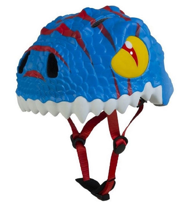 Animiles 3D Helmet Kids - Blue Dragon