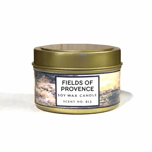 Fields of Provence Soy Wax Candle