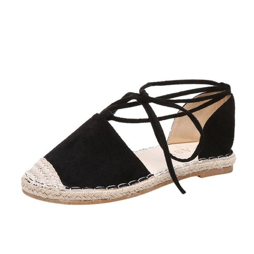 Fashion Women's Sandals Casual Leather Girl
