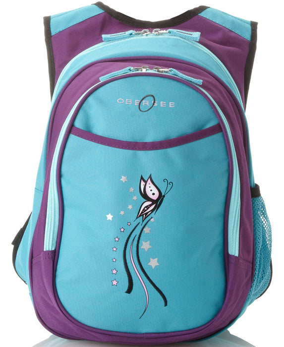 O3KCBP004 Obersee Mini Preschool All-in-One Backpack for Toddlers and