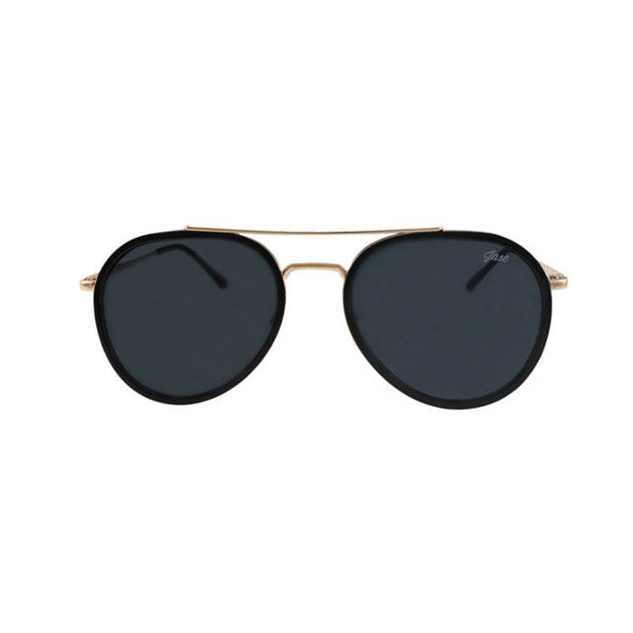 Jase New York Stark Sunglasses in Black
