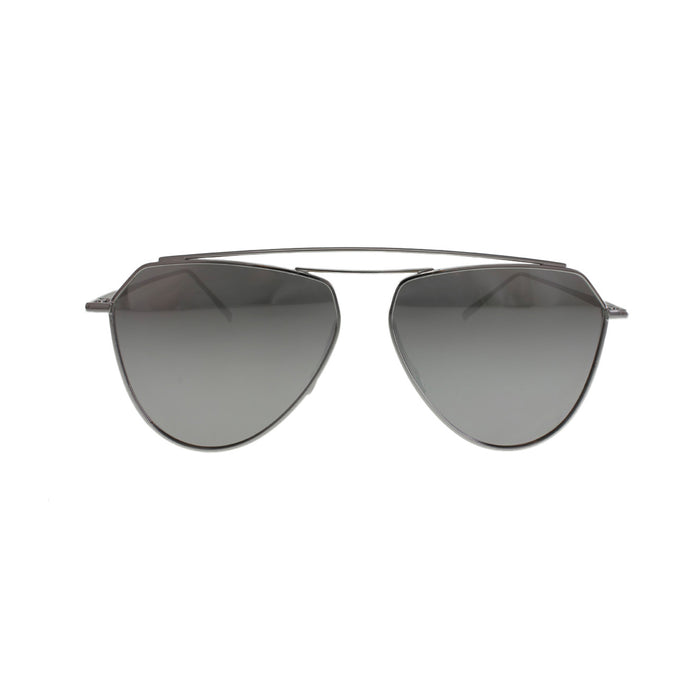 Jase New York Jonas Sunglasses in Silver
