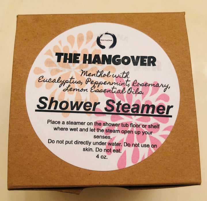 Shower Steamers - Shower Bombs with Eucalyptus, Menthol and Essential