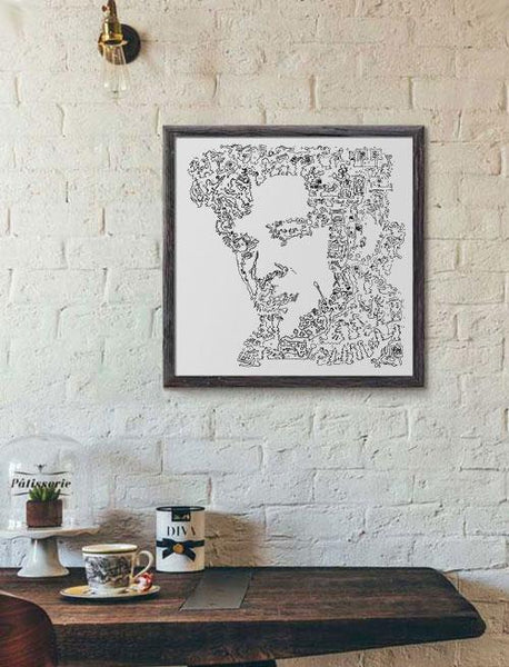metallica poster jason newsted
