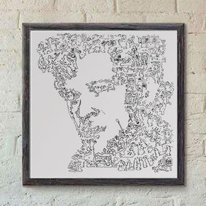 jason newsted print