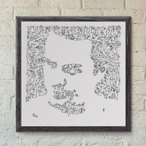 Mike Patton print