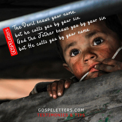Jesus Calls You By your name