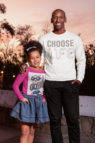 CHOOSE LIFE Unisex GOSPEL Sweatshirt - GOSPELetters