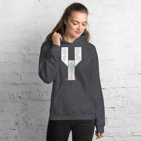 GOSPEL Unisex Hoodie - Good News in Letter Y - GOSPELetters