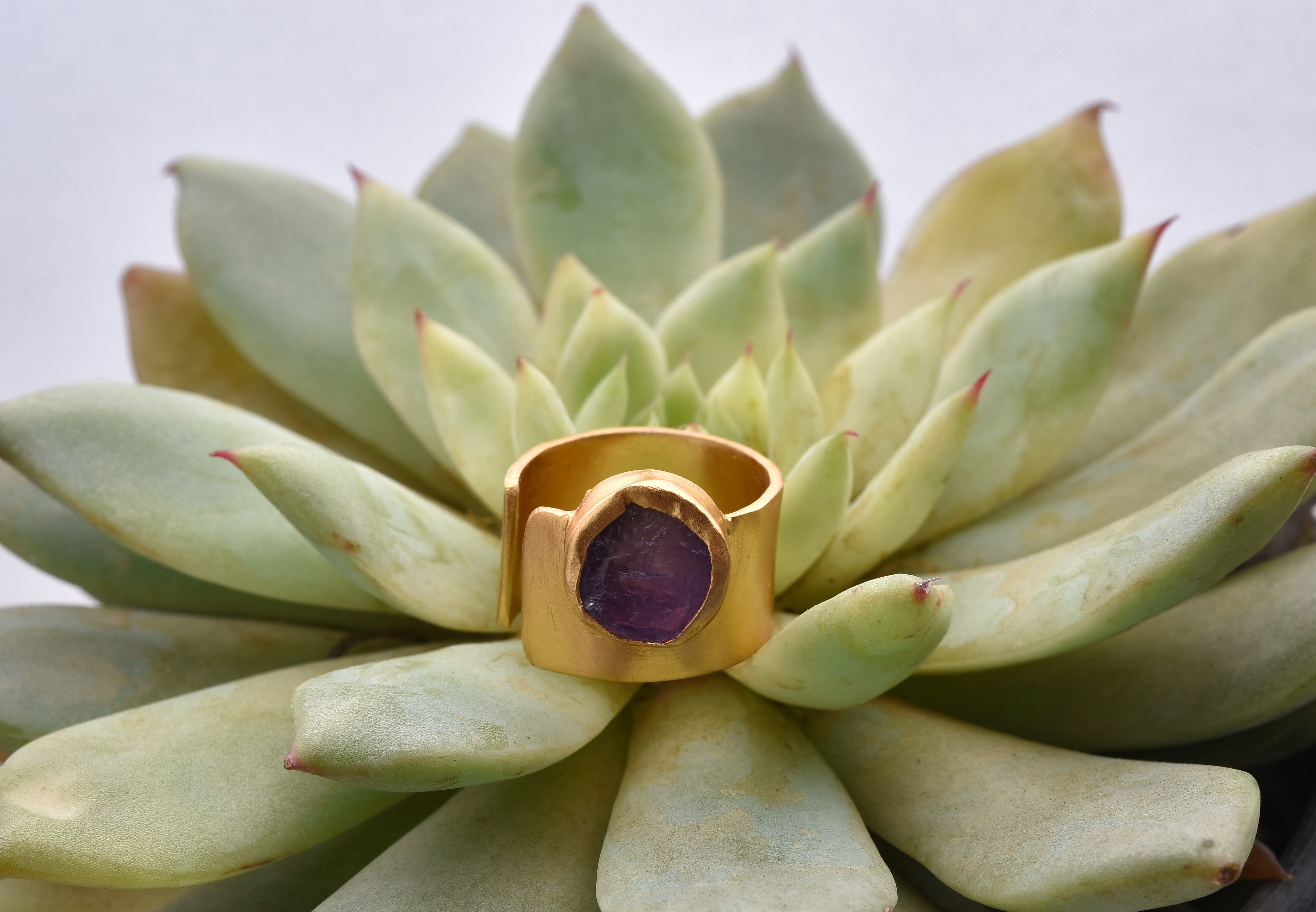 Amethyst - For the love of purple!