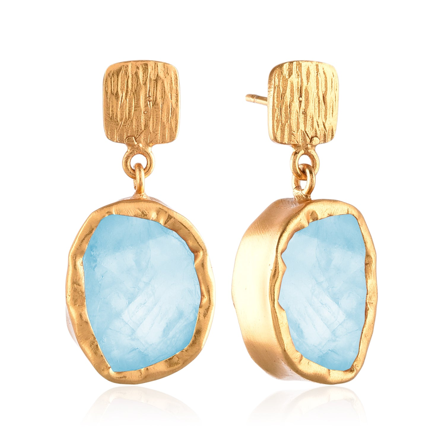 Woodsmoke Shine - Blue Topaz
