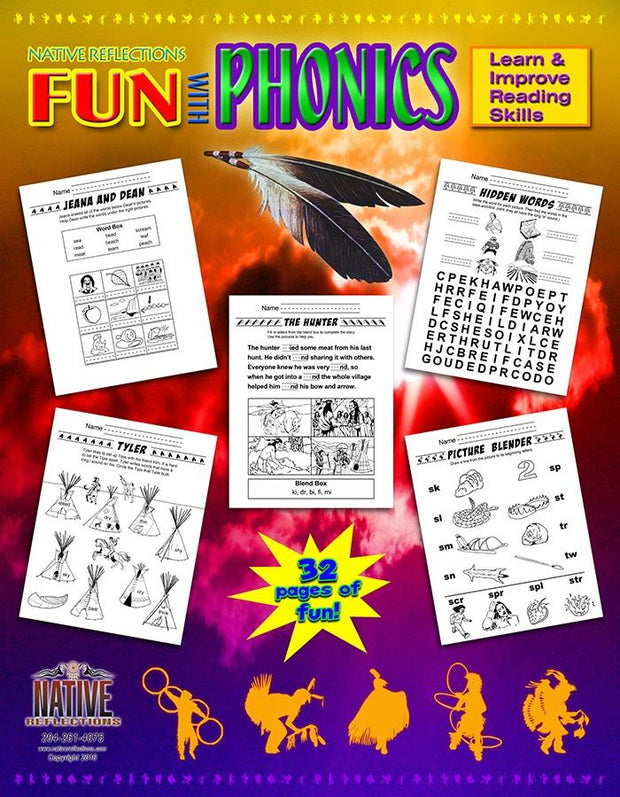 Fun With Phonics Activity Book