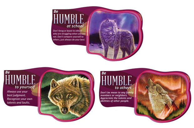 Seven Teachings Poster Set