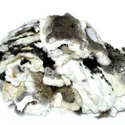 Rabbit Skins Natural