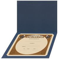 Linen Certificate Holder 10 Pack