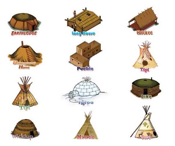Native Homes Decoration Pack