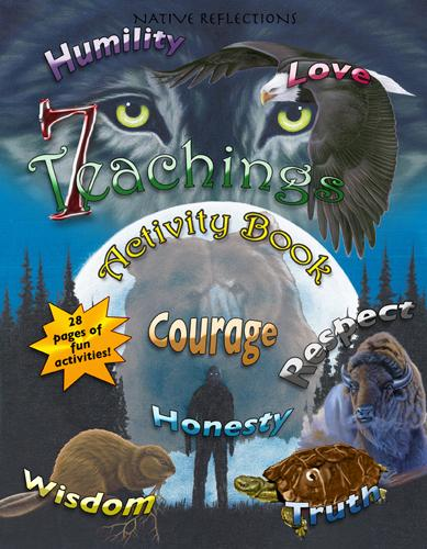 7 Teachings Activity Book