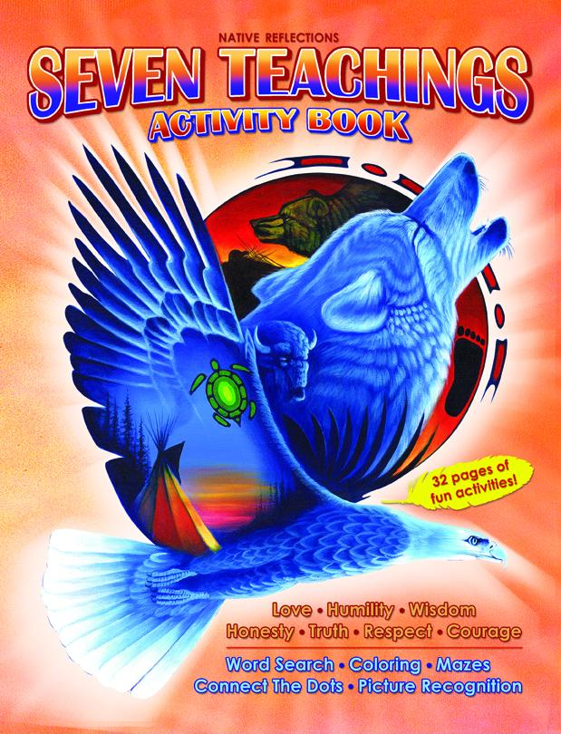 Activity Book - Seven Teachings