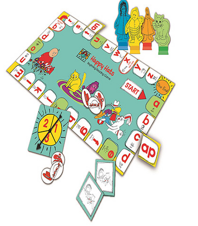 Beginning Reading Game