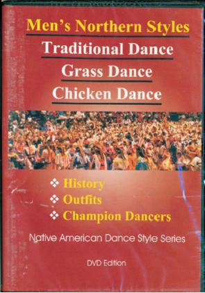 Mens Northern Styles Traditional Grass, Chicken Dance