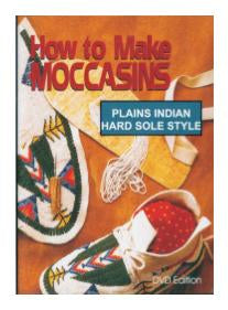 How To Make Moccasins Hard Sole