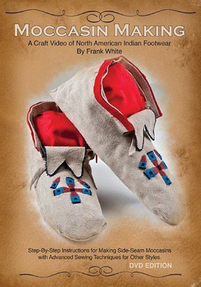 Moccasins: A Craft Manual