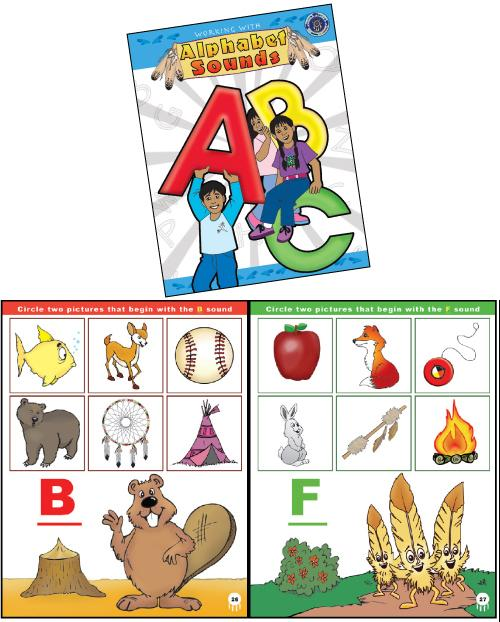 Alphabet Sound Workbook