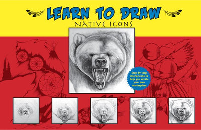 Learn How To Draw Book