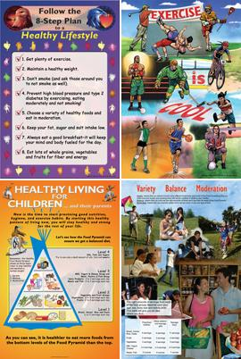 healthy living for children