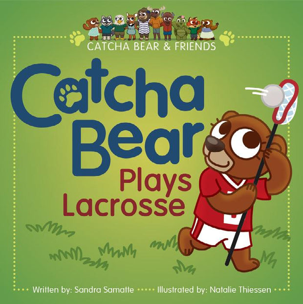 Catcha Bear And Friends A Seven Teaching Book Series