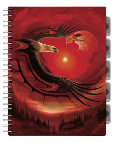 Tabbed Scribbler (Eagle)