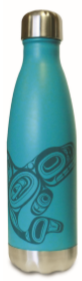 Insulated Bottle - Whale