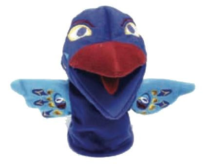 Tricky The Raven - Hand Puppet