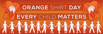 Orange Shirt Day Banner