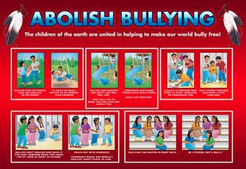 Giant Bullying Posters