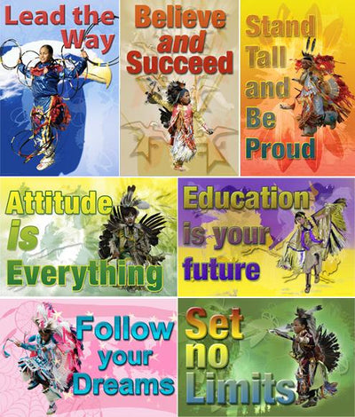 Get Motivated Poster Sets