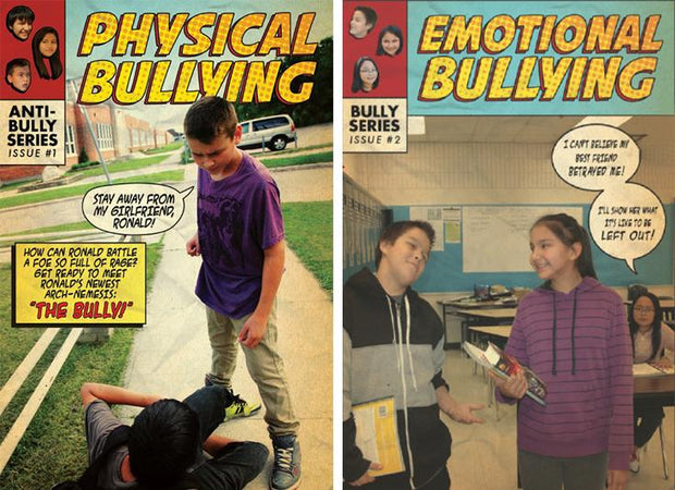 Bullying Graphic Novel