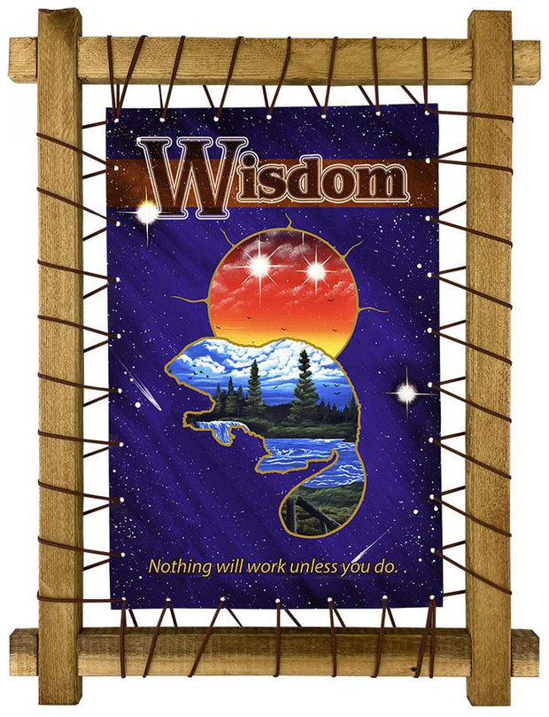 Canvas Seven Teachings (Spirit)