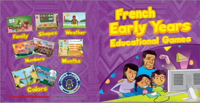 French Early Year Educational Games