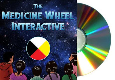 Medicine Wheel Interactive CD