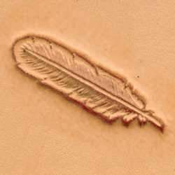 Leather Stamps - Feather