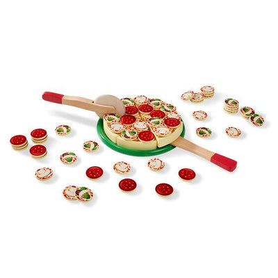 Pizza Part Set