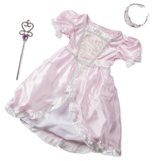 Princess Role Costume