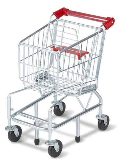 Shopping Cart Metal